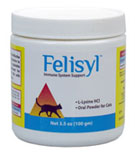 Felisyl Immune Support for Aid in Feline Herpes