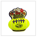 Air KONG Squeaker Football